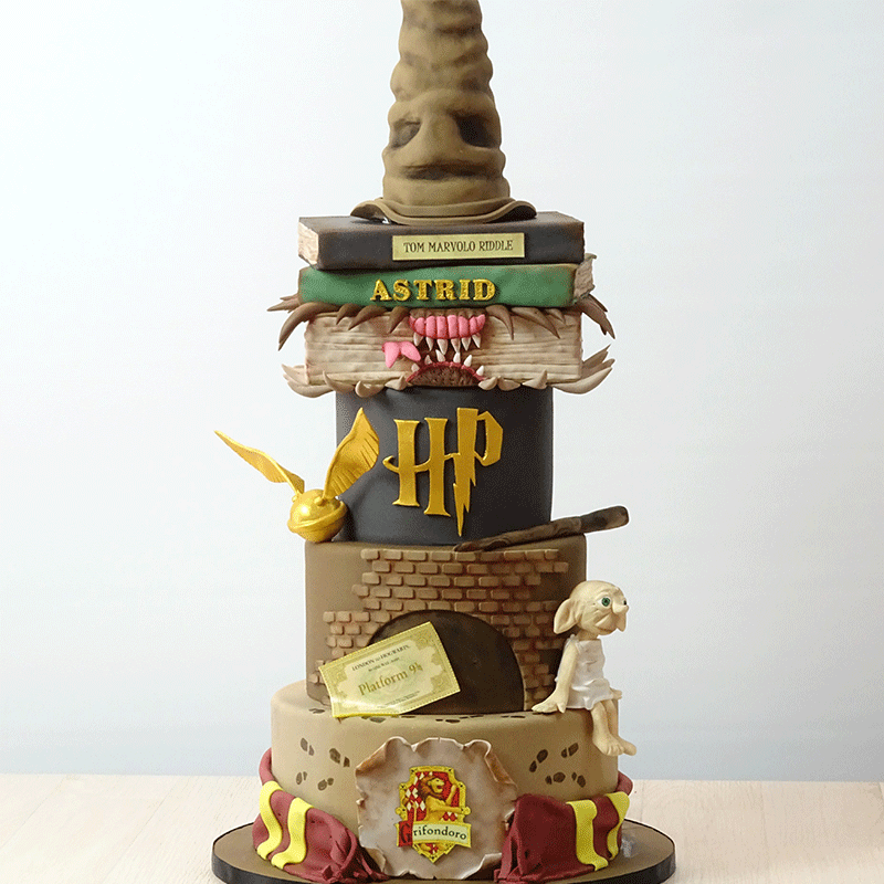 torta Harry potter HP