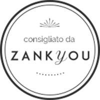consigliato da zank you logo